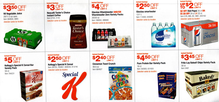 Supermarket Coupons Printable Coupons Online