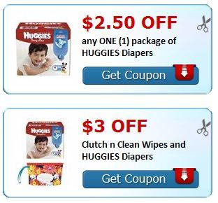 Free Huggies Dry Diapers Coupons | Printable Coupons Online