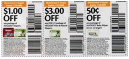 Huggies Nappies Diapers coupons - Ongoing (4)