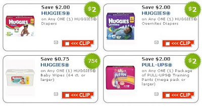 Huggies Overnight diapers coupons - ongoing (2)