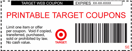 Target Store printable coupons - coupon code new (1)