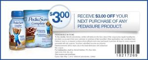 free Pedia Sure coupons (1)