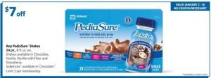 free Pedia Sure coupons (3)