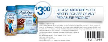 free Pedia Sure coupons (4)