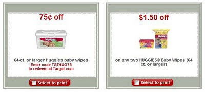 target-wipes Printable Baby Wipes Coupons