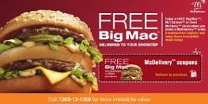 Free Big Mac Coupons Printable (2)