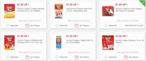 Horizon Milk Products Coupons - free (1)