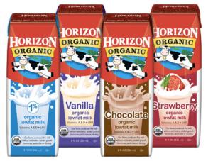 Horizon organic milk coupon (2)