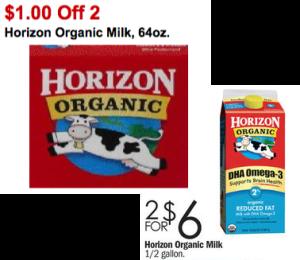 Horizon organic milk coupon (4)