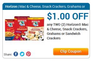 Horizon organic milk coupon (5)