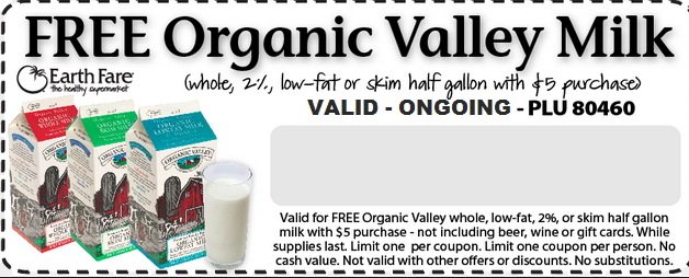 image about Organic Valley Coupons Printable called Printable Natural and organic Milk Discount coupons Printable Discount codes On line