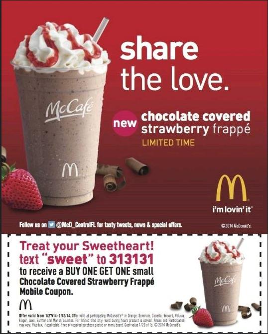 Mcdonalds breakfast coupons july 2018