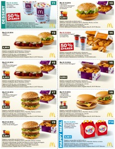 Mcdonalds Coupon Booklet free  (1)