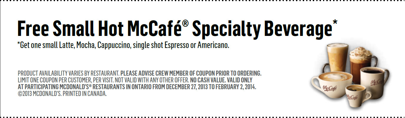 McCafe Ground Coffee Bags Practically 50% Off At Target! Head over to Target for a boost of energy! Get one McCafe Ground Coffee 12oz Bag for just $/each after Target Cartwheel Offer and Printable Coupon! That's almost 50% off normal price! Avoid the afternoon crash with McCafe Coffee! Grab your prints and hurry-in to claim your savings today! Buy 1 – McCafe Ground Coffee 12oz Bag for $