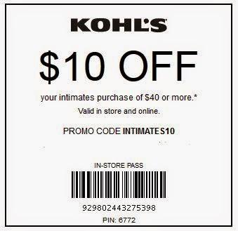 Dealcatcher kohls coupon