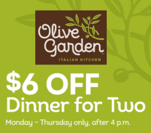 Olive coupons printable