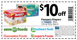 Printable baby pulup coupons- babies