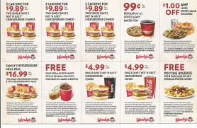Wendys Coupons and Codes 2015 Free  (1)