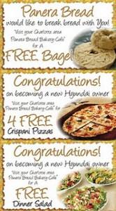 free Panera Bread Fast Food Restaurants Coupons (7)