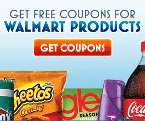 get free wallmart copons - 2015