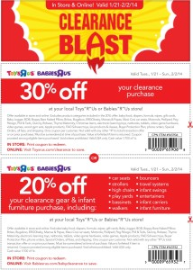 Babies R Us Coupons 2015 Promotional Code toys