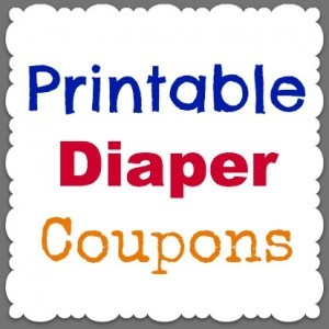 Printable Baby Coupons - Pampers and huggies CODE