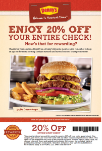 Updated and new Dennys Coupons Printable (6)