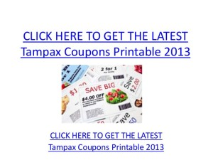 photograph relating to Tampax Coupons Printable named Tampax Printable Discount coupons Printable Discount coupons On the web