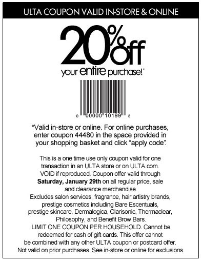 Burlington coat factory discount coupons