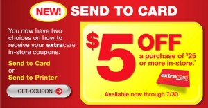 CVS Coupons and 5 off
