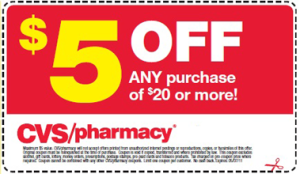 CVS Coupons and retail store