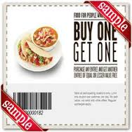Chipolte Coupons - Print and Mobile  (9)