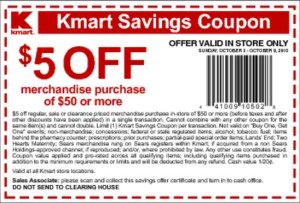 Kmart-Coupon back to school