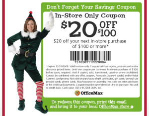 New OfficeMax Coupons (5)