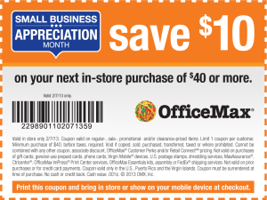 New OfficeMax Coupons (8)