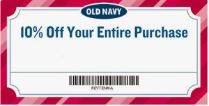 OLD Navy Store COupons and Codes  (1)