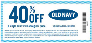 OLD Navy Store COupons and Codes  (6)