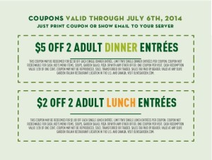 New Olive Garden Coupons Printable Coupons Online