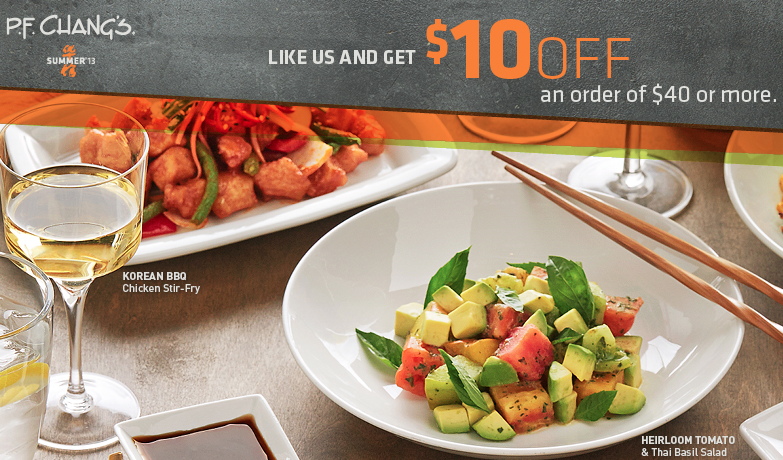 PF Chang's - DetailsRedeem Online · Weekly Deals · Great Service · Cash Back.