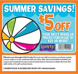 iPary Coupons - 2015  (2)