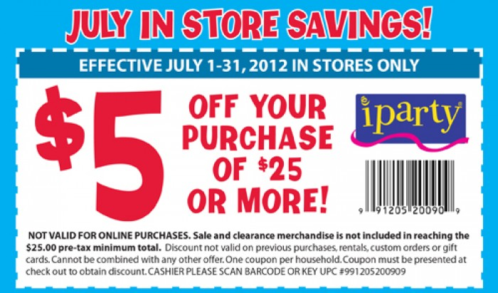 iPary Coupons - 2015  (5)