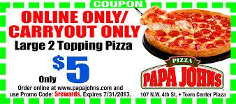 papa johns New Coupons  (6)