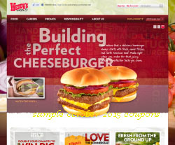 Burger Wendys Coupons and Codes (1)