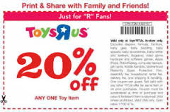 New Toys R Us Coupons Valid  (3)