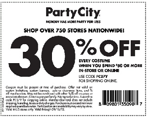 Party City Coupons - new coupons  (3)