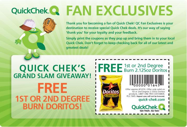Quick Chek Printable Coupons new  (2)