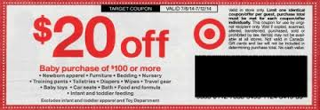 20 percent off retail target-coupon-CODE-4 Target Coupons 2015  Printable Coupons for download