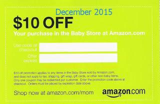 Amazon coupons december