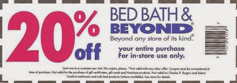 Printable 2015 bed bath and beyond printable coupons