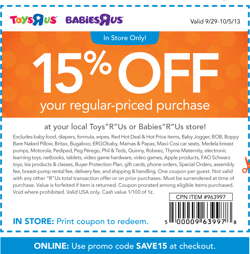 picture relating to Printable Toysrus Coupons known as Help save Dollars with Toys R US Discount codes Printable Discount codes On the internet